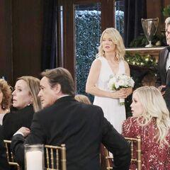 Nina and Valentin's wedding interrupted. (NYE 2019)
