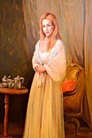 Portrait of Laura Webber 2014