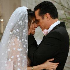 Sonny weds Brenda Barrett