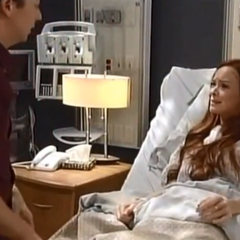 Spinelli tells Ellie that he slept with Maxie and she tells him to get out