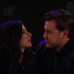 Jason and Sam almost kiss on NYE