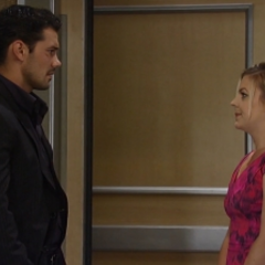 Nathan and Maxie part ways...for now:(