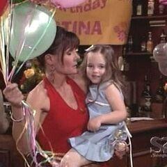 Christina's birthday party
