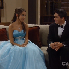 Rafe and Molly talk about prom being cancelled