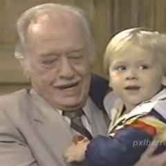 Edward and grandson Jason