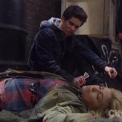 Rafe finds Alison dead