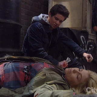 Rafe grieves over his dead mother