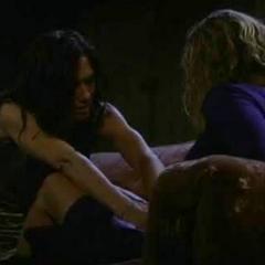 Claudia gets Joss unstuck