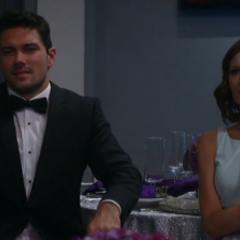 Nathan and Ellie's reaction to Obrecht popping the balloons
