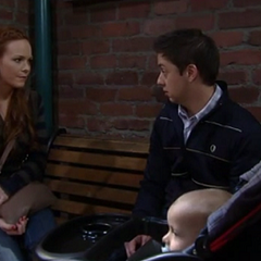Ellie runs into Spinelli and Danny