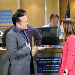 Sonny and Margaux at the PCPD