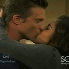 Sam and Jason reunion kiss (2006)