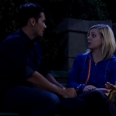 Nathan tells Maxie that her eyes are beautiful