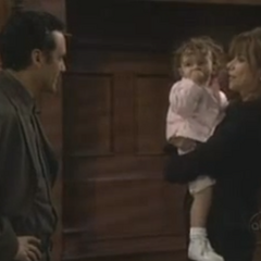 Kristina and her parents (Sonny