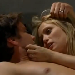 Dante and Lulu make love (Emme and Dominic's first love scene together (2013)
