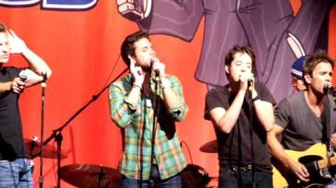 Port Chuck featuring Brandon Barash -