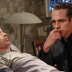 Michael in a coma (Garrett)