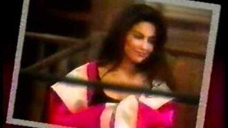 Brenda's Deception boxing photo shoot, 1993