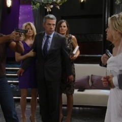 Nathan tries to reassure Maxie that everything is going to be okay
