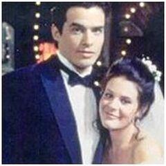 Karen weds Jagger Cates