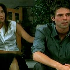 Robin comforts Patrick (2006)