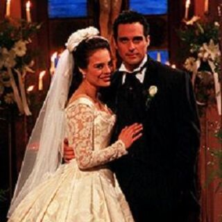Lily marries Sonny Corinthos
