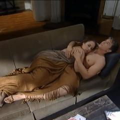 Michael and Kiki make love