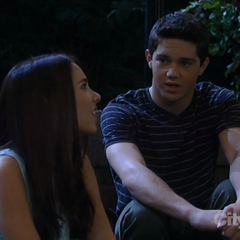 Rafe and Molly talk about Sam's dad