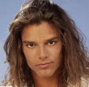 Ricky Martin 80s