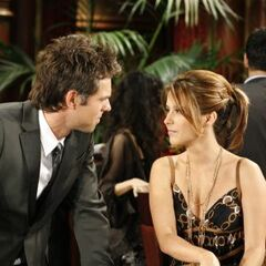 Patrick and Robin play poker (2006)