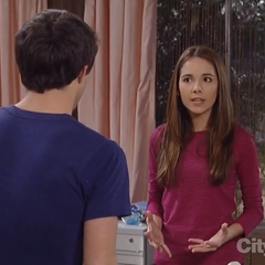 Rafe tells Molly that Danny is gone