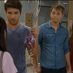 Michael and Kiki with Morgan and Rosalie