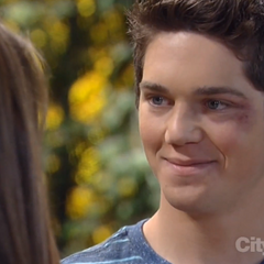 Rafe agrees to go to prom with Molly