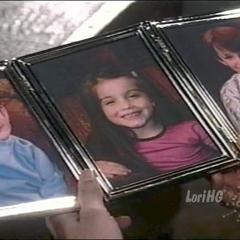 Siblings Morgan, Kristina and Michael