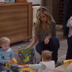 Lulu introduces Georgie and Rocco