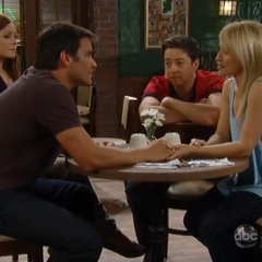 Spinelli and Ellie find out that Maxie's having a girl
