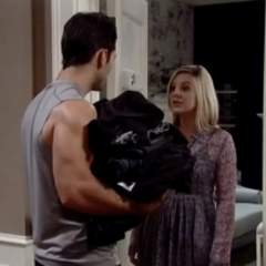Maxie throws Nathan out