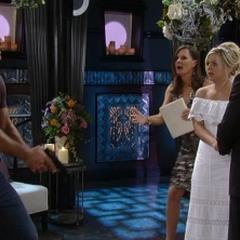 Nathan stops Maxie's wedding