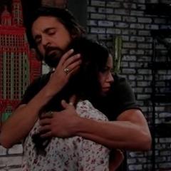 Carlos comforts Sabrina