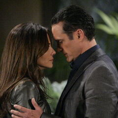 Sonny and Brenda reunite in Rome after seven years. (2010)