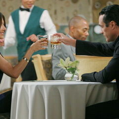 Sonny and Brenda on a date (2010)