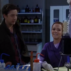 Ellie tells Spinelli that she is working on Pickle Lila