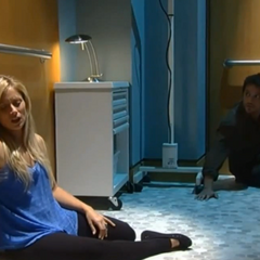 Dante and Lulu held captive at the clinic