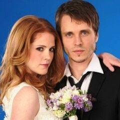 Lucky weds Siobhan McKenna