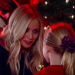 Charlotte meets her mom, Lulu