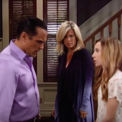 Josslyn asks uncle Sonny about when Morgan can come home