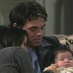 Patrick, Robin and baby Emma