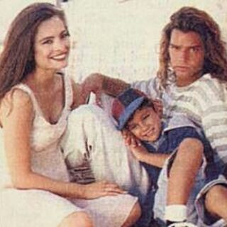 Lily, Miguel and their son, Juan