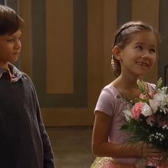 Cameron attends Emma's dance recital