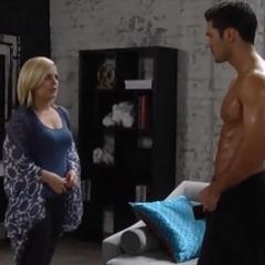 Nathan and Maxie talk about Nina